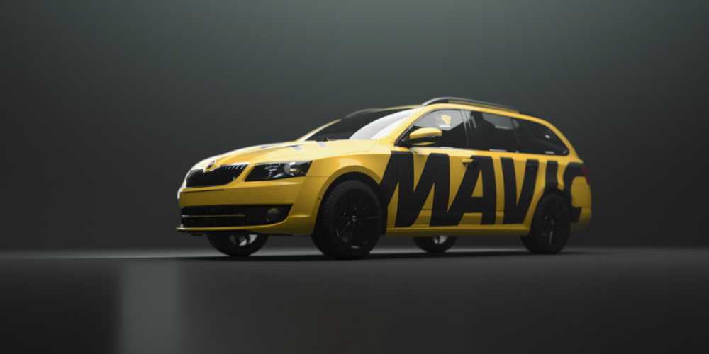 Mavic Guideline Car