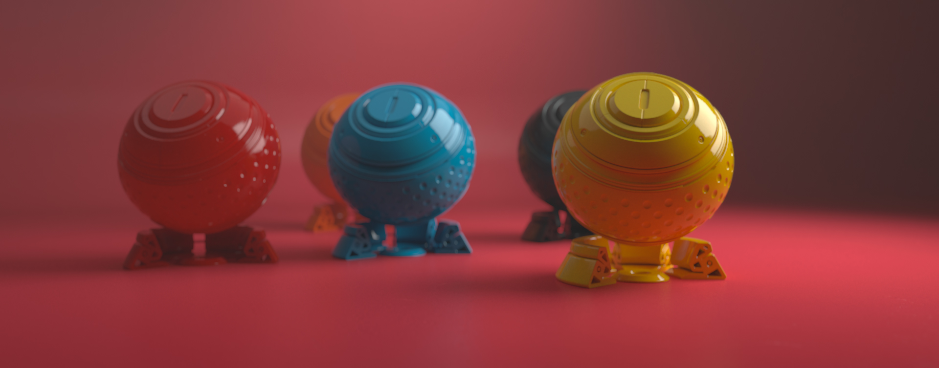 Cryptomatte with redshift and C4D